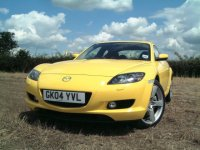 Mazda RX-8 Review